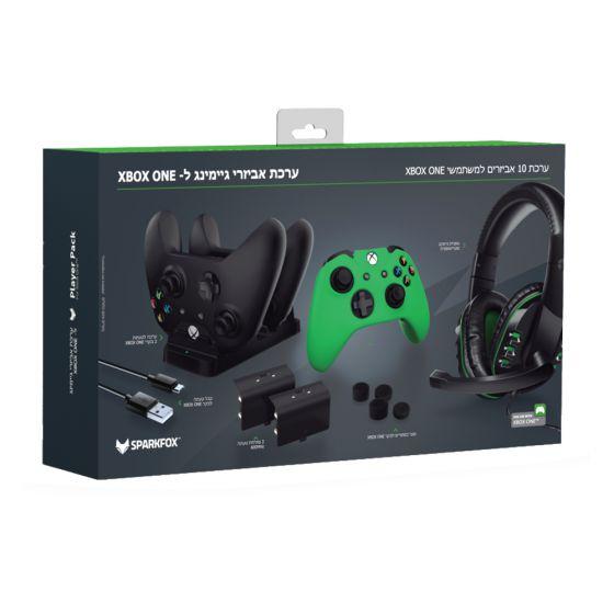 ערכת אביזרי גיימינג ל Xbox One S / X