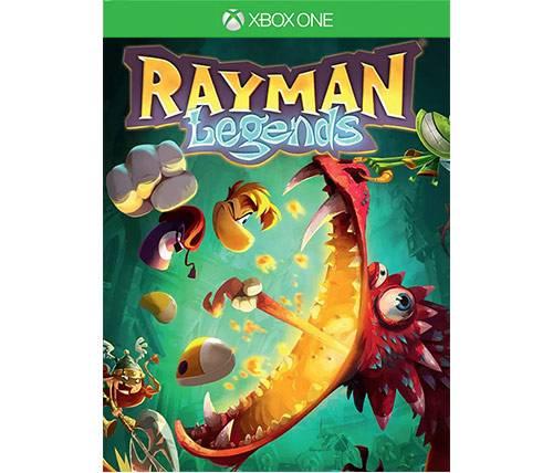 משחק ריינמן Rayman Legends XBOX ONE
