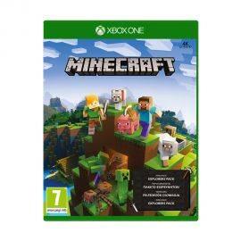 משחק מיינקראפט Minecraft XBOX ONE