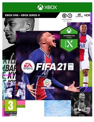 פיפא EA SPORTS ™ FIFA 21 המהדורה הסטנדרטית