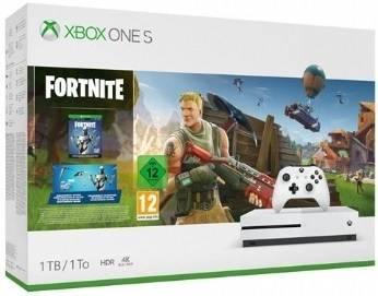 קונסולת וואן Xbox One S 1TB פלוס FORTNITE