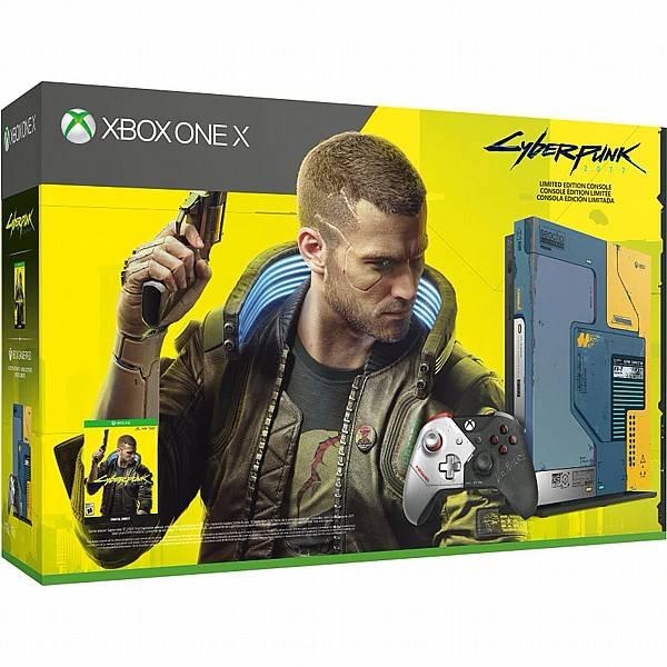 Xbox One X 1TB Cyberpunk 2077 וואן איקס עיצוב מיוחד יבואן רישמי !!