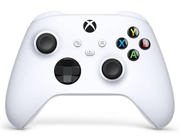 שלט לבן Xbox Series X
