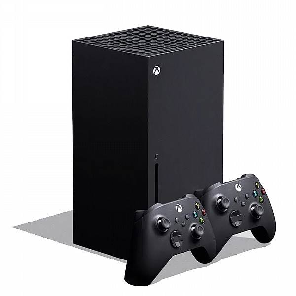 אקס בוקס Xbox Series X  עם 2 שלטים - יבואן רשמי מיקרוסופט עד בית הלקוח !!! עם 5 משחקים