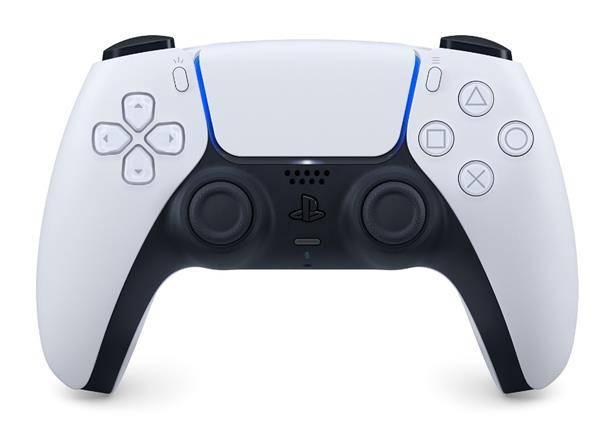 בקר משחק פלייסטיישן 5 Sony Ps5 DualSense Controller - צבע לבן שנה  אזל המלאי !!!!