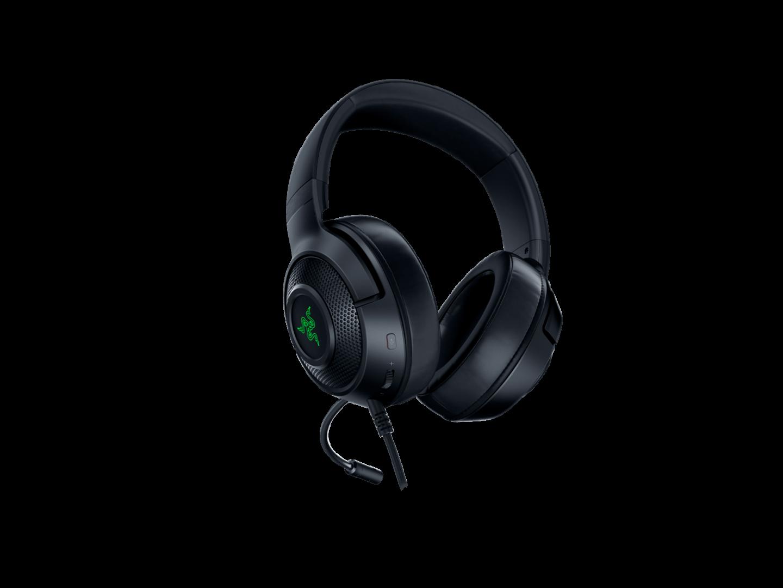אוזניות גיימינג Razer Kraken X USB