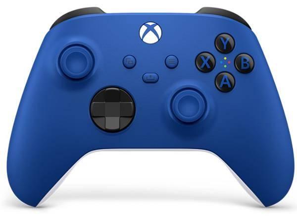 שלט כחול מעוצב סיריאס איקס Xbox Series X Wireless Controller