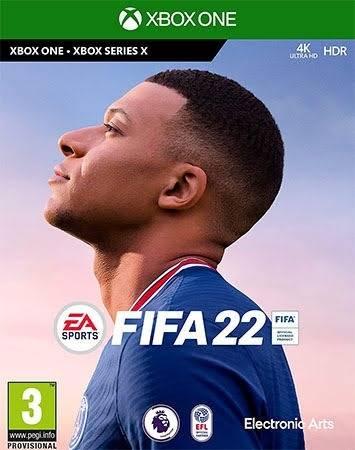 פיפא 22  Fifa 22 Xbox one