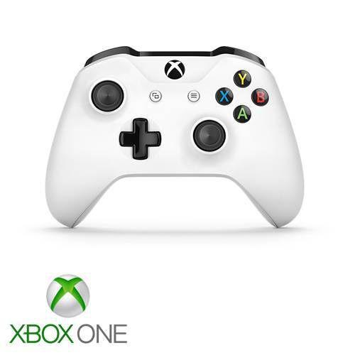 שלט Xbox אלחוטי בצבע לבן